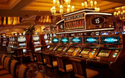 Why Do So Many Older Bands Play at Casinos?